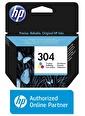 HP HP N9K05AE (304) UC RENKLI MUREKKEP KARTUSU 100 SAYFA Renkli